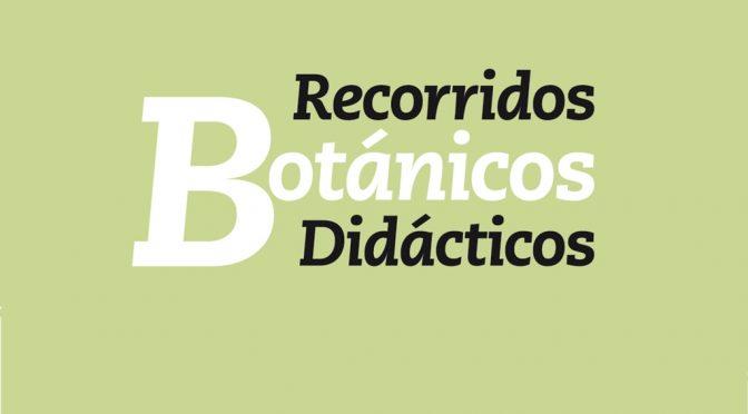 Preinscripción para Los II-RECORRIDOS BOTÁNICOS DIDÁCTICOS
