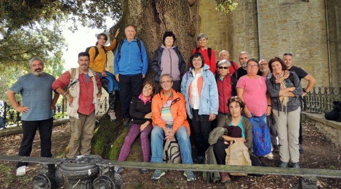 Comarcas Atlánticas: El Valle de Ayala (Recorridos Botánicos Didácticos 2019)