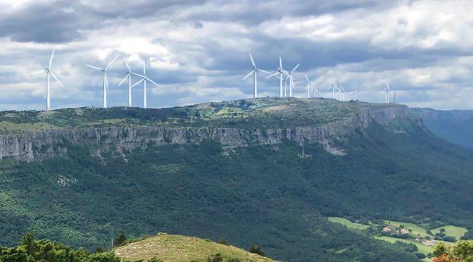 Alegaciones a las centrales eólicas de Arkamo e Iturrieta